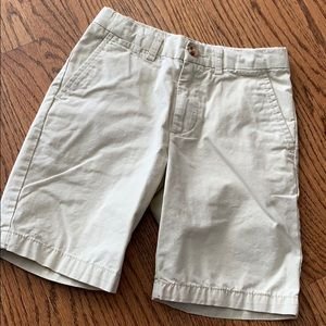 Boys Polo light Khaki Shorts